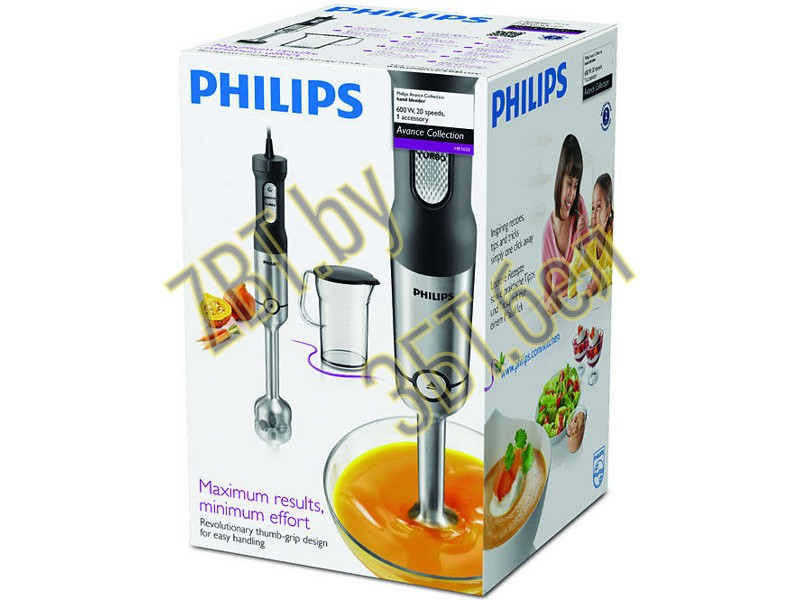 Блендер Philips HR1650 — фото