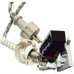 Электронная плата с сетевым шнуром для утюга Braun 7050487